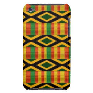Conception multi africaine d'impression de motif coque iPod Case-Mate