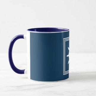 Conception nautique mug