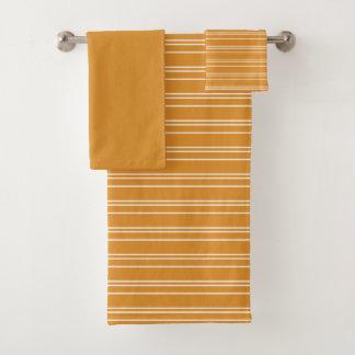 Conception orange de rayure - recherche de