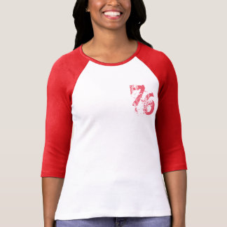 conception personnalisable du T-shirt number-76