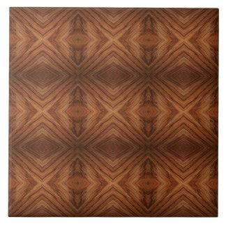Conception symétrique #10 de la tuile d'Éric Grand Carreau Carré