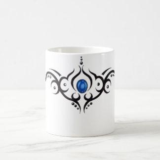 conception tribale mug magique