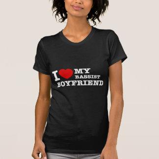 Conceptions d'ami de bassiste t-shirt