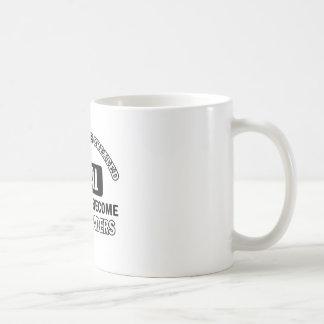 Conceptions de commerçants de forex mug