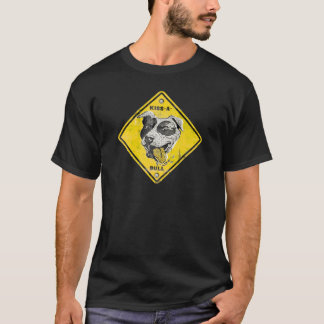 Conceptions de Loveabull PitBull T-shirt