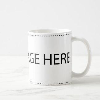 Concevez vos propres mug blanc