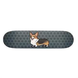 Concevez votre propre animal familier planches à roulettes