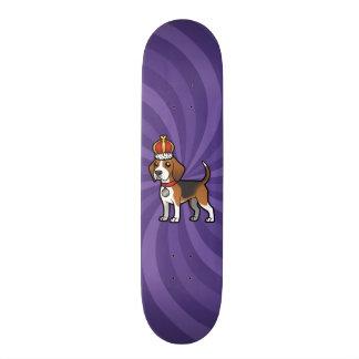Concevez votre propre animal familier plateau de skate