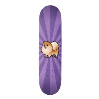 Concevez votre propre animal familier plateaux de skate