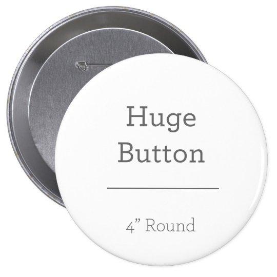 Immense, 10,2 cm Bouton rond