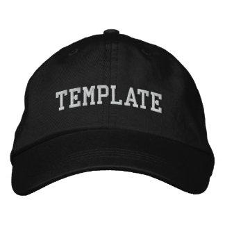 Concevez votre propre casquette brodé