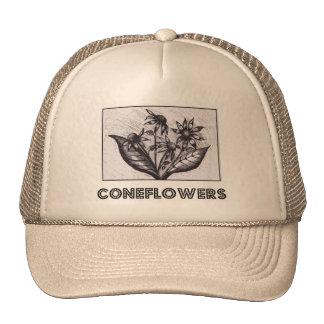 Coneflowers Casquettes De Camionneur