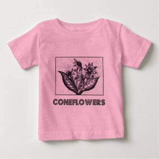 Coneflowers T-shirt Pour Bébé