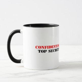 Confidentiel Mug