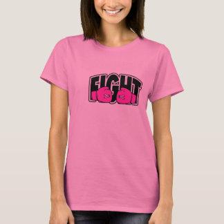 Conscience de cancer du sein t-shirt
