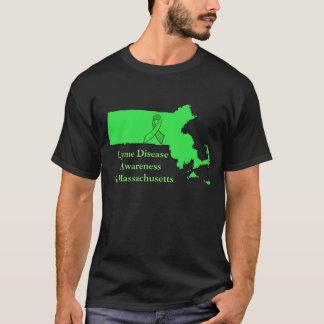 Conscience de la maladie de Lyme dans le T-shirt