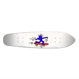 Conseil d'homme de planche à roulettes d'art de plateaux de skateboards