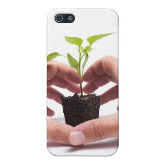 Conservation de l'environnement étuis iPhone 5