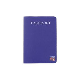 ConservativeChitChat : Bleu décontracté Protège-passeport
