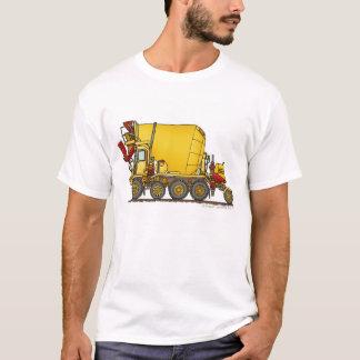 Construction AP de camion de décharge d'avant de T-shirt
