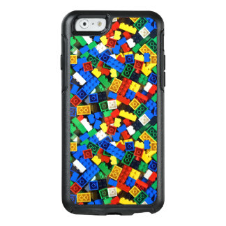 Construction de briques de construction de blocs coque OtterBox iPhone 6/6s