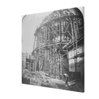 Construction de la lecture de British Museum Toiles