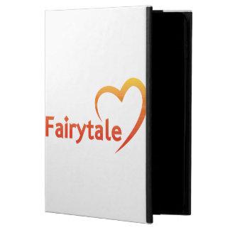 Conte de fées avec amour coque powis iPad air 2