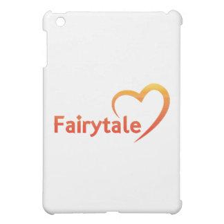 Conte de fées avec amour étui iPad mini