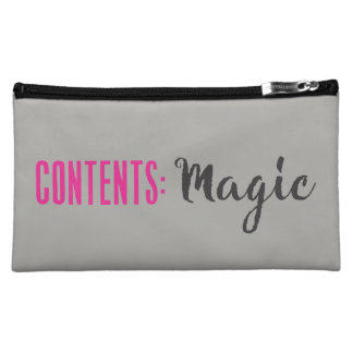 Contenu : Magie Pochette Make-up