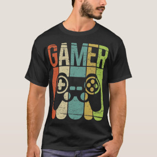 Contrôleur de jeu de Gamer T-shirt
