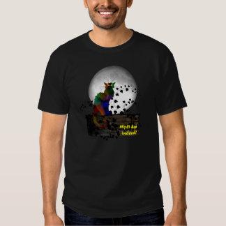 Conversation Holi Noir Hai Tee-shirts