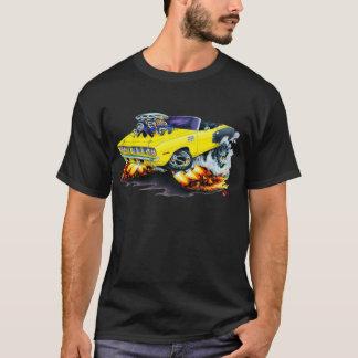 Convertible 1971 jaune de Hemi Cuda T-shirt