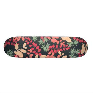 Cool coloré brillant intéressant planche à roulette