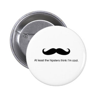 Cool de hippie badges