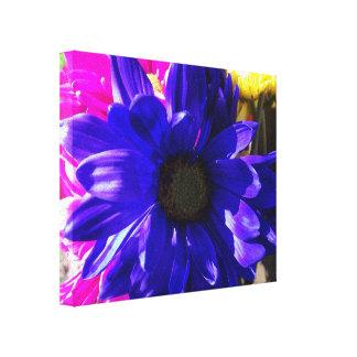Copie bleue de toile de Feelin Toiles Tendues Sur Châssis