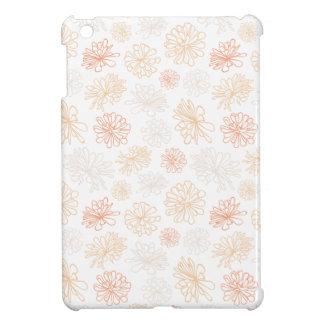 Copie botanique de jardin succulent floral de coques pour iPad mini
