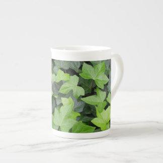 Copie botanique de lierre vert mug