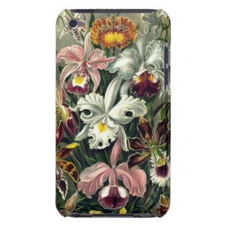 Copie botanique d'orchidée étuis barely there iPod
