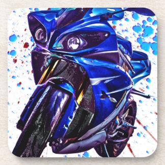 Copie d'art de Yamaha YZF R1 Dessous-de-verre