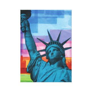 Copie de beaux-arts de Madame Liberty Toiles