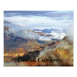 Copie de photo de canyon grand