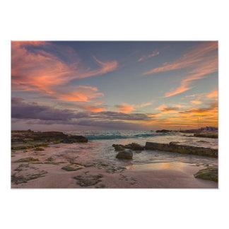 Copie de photo - lever de soleil au-dessus de