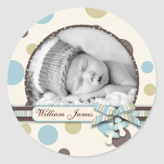 Découvrez la collection des autocollants pour naissance et personnalisez-les avec votre texte ou vos