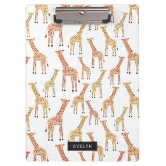 Copie de safari de girafe