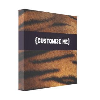 Copie de tigre toiles