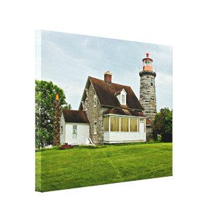 Copie de toile de phare de point de moulin à vent