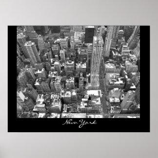 Copie d'empire de New York de paysage urbain