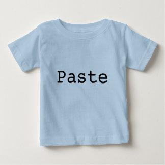 """Copie et pâte pour des jumeaux """"PÂTE """" T-shirt Pour Bébé"""