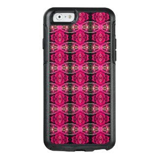Copie florale alternative d'illusion d'amusement coque OtterBox iPhone 6/6s