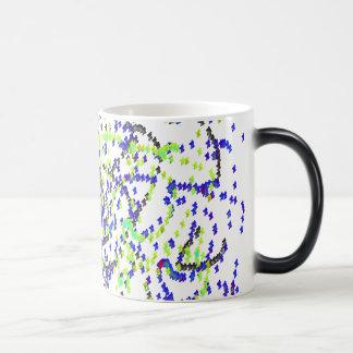 Copie maniaque de couleur mug magic